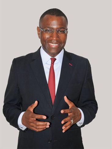 Amadou HOTT, nouveau Vice-Président à la BAD