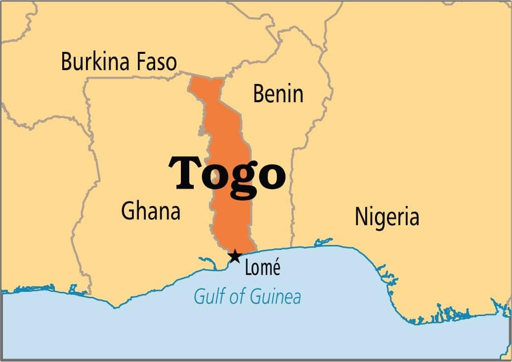 Etat du Togo