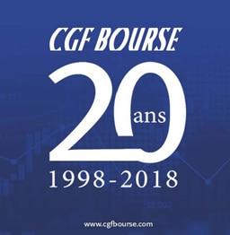 20 ans CGF Bourse
