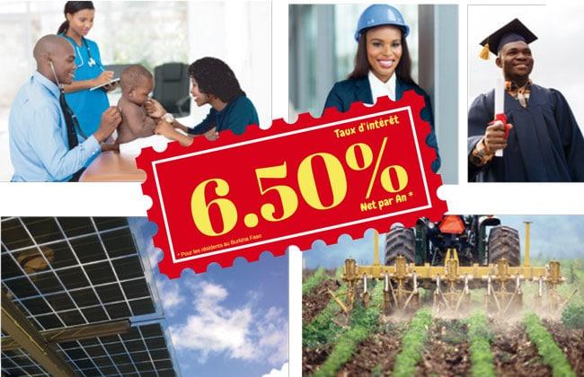 Emprunt obligataire « TPBF 6,50% 2018-2025 »