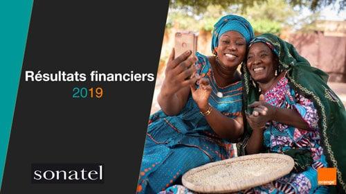 Rapport Sonatel 2019